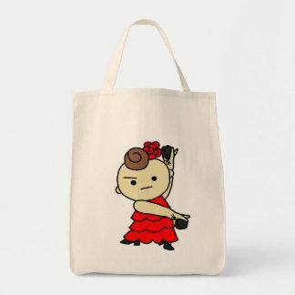 shiyotsupingutotopari child red tote bag