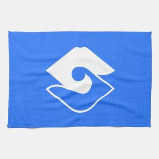 Shizuoka city flag Shizuoka prefecture japan symbo Towels