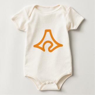 Shizuoka Symbol Baby Bodysuit