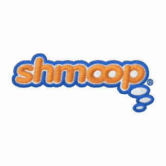 Shmoop Logo Embroidered Hooded Sweatshirts