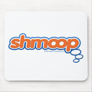 Shmoop Logo Mouse Pad