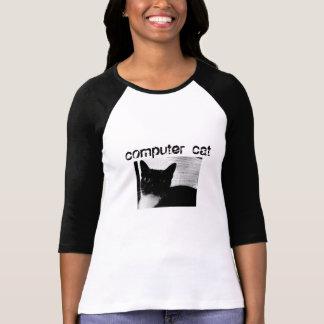 Shmooplife Official - Computer Cat and NSA Squash Shirt