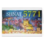 Shnat 5771 greeting cards