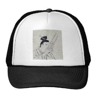 Shō (Ch mus inst) - musician of higher rank Ukiyo- Trucker Hat