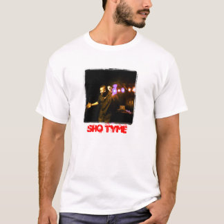Sho Tyme Official Fan Club T-Shirt
