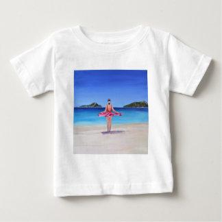 Shoal Bay Beach Baby T-Shirt