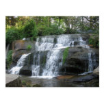 Shoal Creek Waterfall Postcard