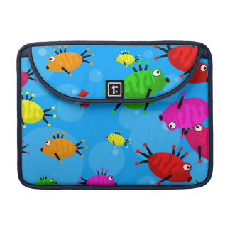 Shoal of Fish Sleeve For MacBooks