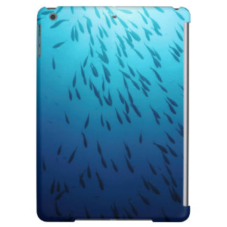 Shoal of fishes iPad air cases