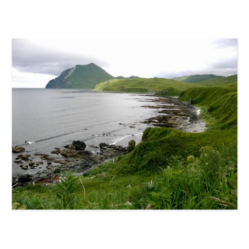 Shoals north of Summer's Bay, Unalaska Island Postcards