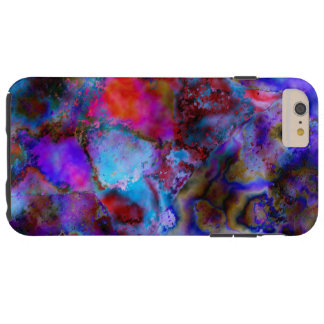 Shock Absorbing iPhone 6 Plus case Mosaic Style