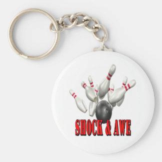 Shock & Awe Keychain