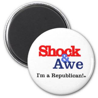 Shock & Awe Magnet