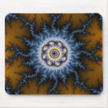Shock - Fractal Mousepad
