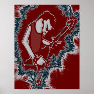 Shock Rock Poster