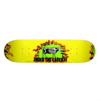 Shock the Carcass Skateboard