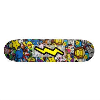 Shock Toons Skateboard Deck