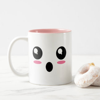 """""""Shocked"""" Emoji Mug"""