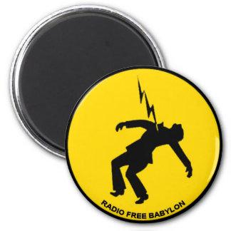 Shocking 2 Inch Round Magnet