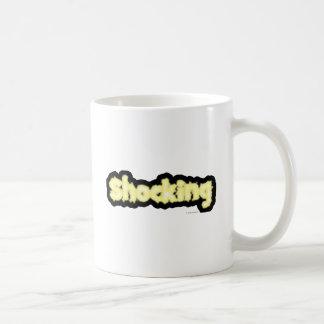 Shocking Coffee Mug
