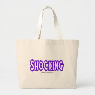 Shocking Logo Large Tote Bag