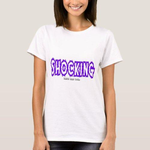 Shocking Logo T_Shirt
