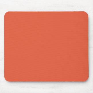 Shocking Orange Mouse Pad