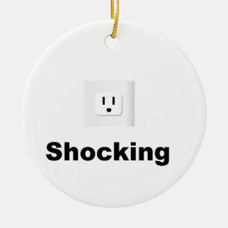Shocking Ornament