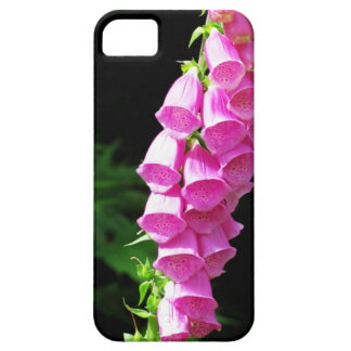 SHOCKING PINK FOXGLOVE iPhone 5 COVER