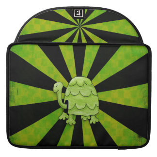 Shocking Turtle MacBook Pro Sleeve