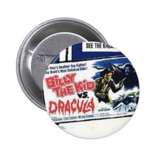 Shockorama Billy el niño contra el botón de Drácul
