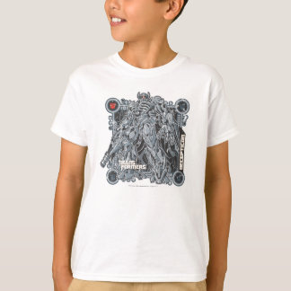 Shockwave Badge Circuitry T-Shirt