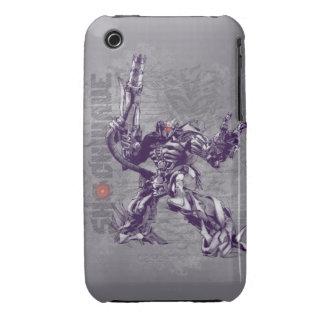 Shockwave Battle Stance Stylized Case-Mate iPhone 3 Case
