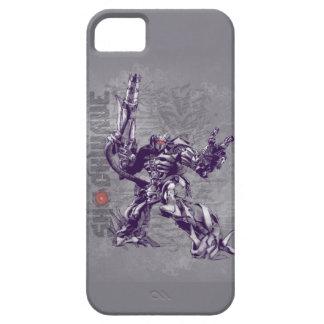Shockwave Battle Stance Stylized iPhone SE/5/5s Case