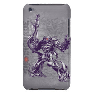Shockwave Battle Stance Stylized iPod Touch Cover
