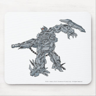 Shockwave Line Art 2 Mouse Pad