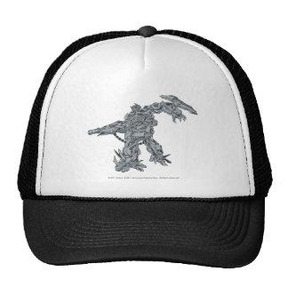 Shockwave Line Art 2 Trucker Hat