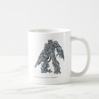 Shockwave Line Art 3 Coffee Mug