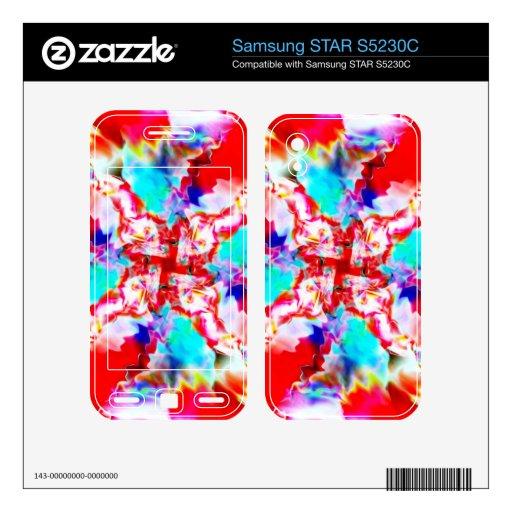 Shockwave Samsung STAR S5230C Decal