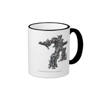 Shockwave Sketch 2 Coffee Mugs