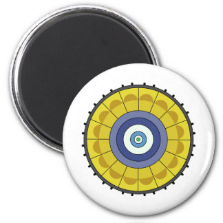 Shockwaves 1 2 inch round magnet