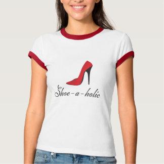 Shoe-a-holic T-Shirt