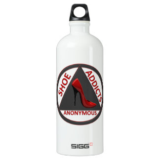 Shoe Addicts Anonymous SIGG Traveler 1.0L Water Bottle