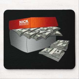Shoe Box Cash Mouse Pad
