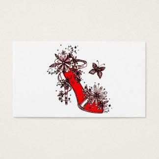 Shoe Business Card