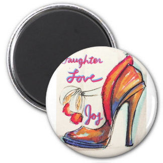 SHOE CARD copy Magnet
