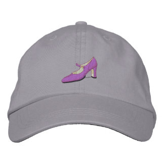 Shoe Embroidered Baseball Hat