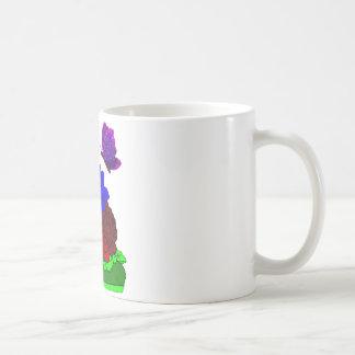 Shoe garden coffee mug