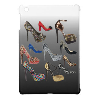 Shoe High Heels Collage Customize Case For The iPad Mini
