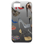 Shoe High Heels Collage Customize iPhone 5 Case
